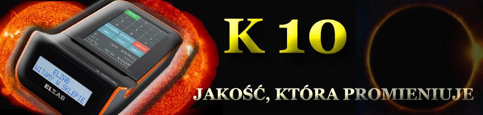 Kasa fiskalna K10