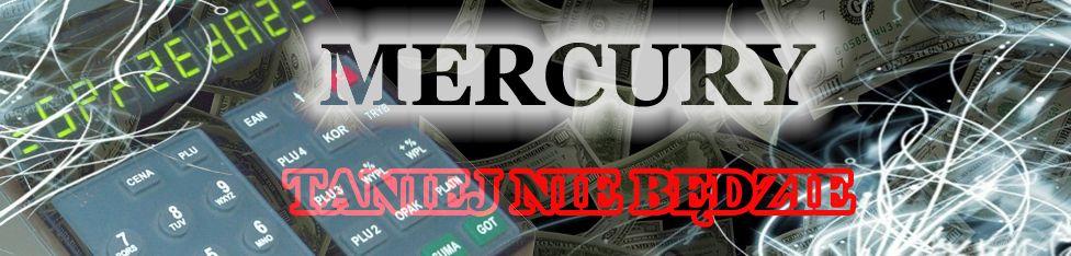 Kasa fiskalna Mercury